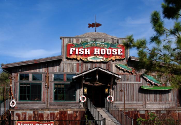 3 White River Fish House Branson Branson In 2019 Branson Restaurants Fish House Steak Seafood
