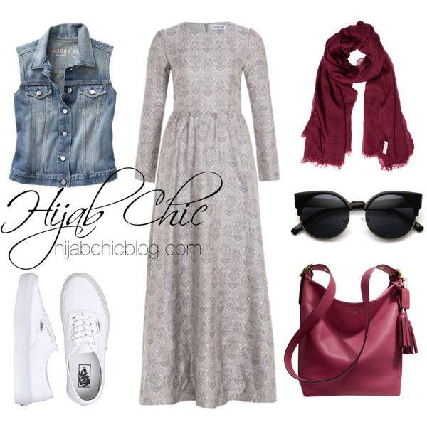 Hijabchicblog.com | Hijab chic Vans and Hijab outfit