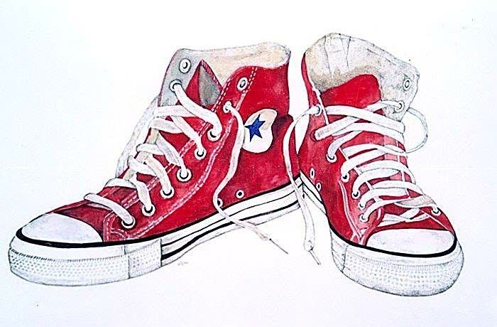 Tourville DoodlesDibujo Art En And Zapatillas De Pin Rachel QtrdCxhs
