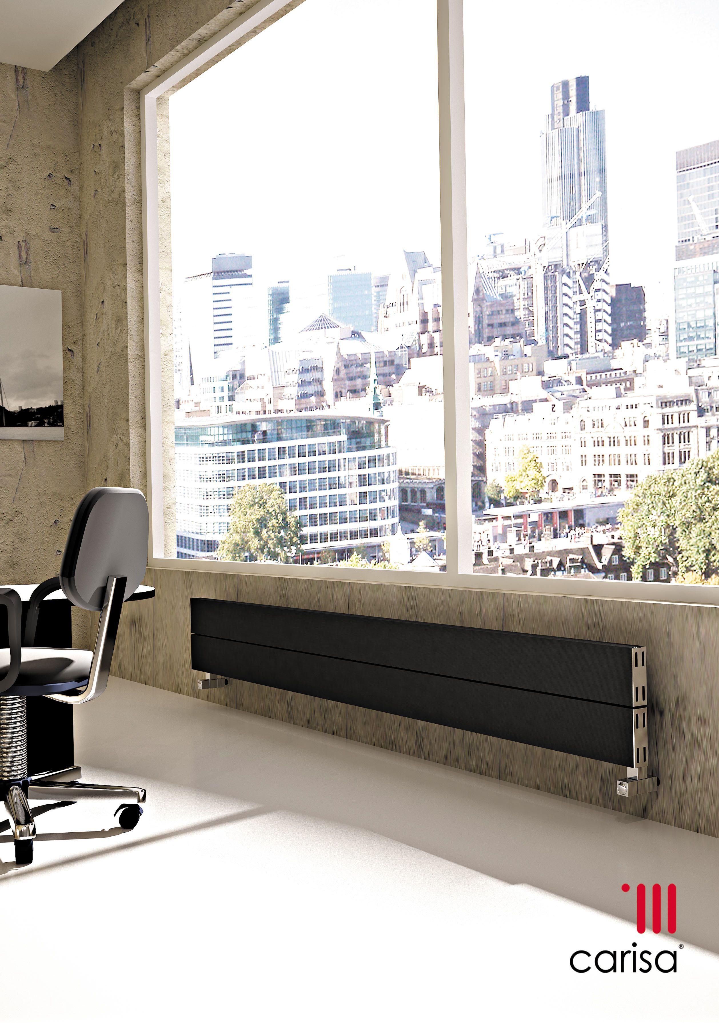 Pencere Altlari Icin Ideal Bir Yatay Aluminyum Radyatoru Yatay Petekleri Ile Dikkat Cekiyor Olagandisi Gorunumu Alisilagelmis Mo Tasarim Evler Tasarim Evler