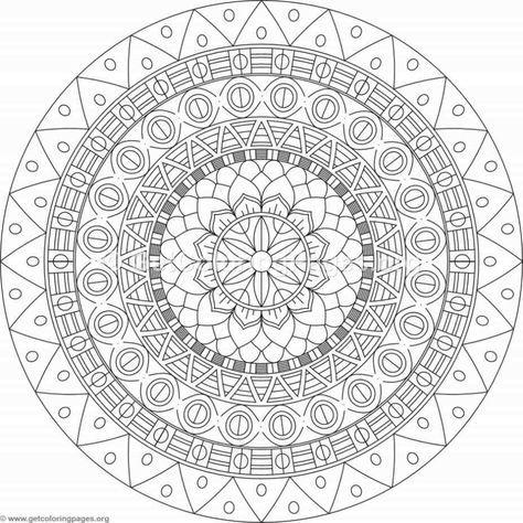Pin von Tong\'s Art Stduio-Papercutting & Origami auf Mandala and ...