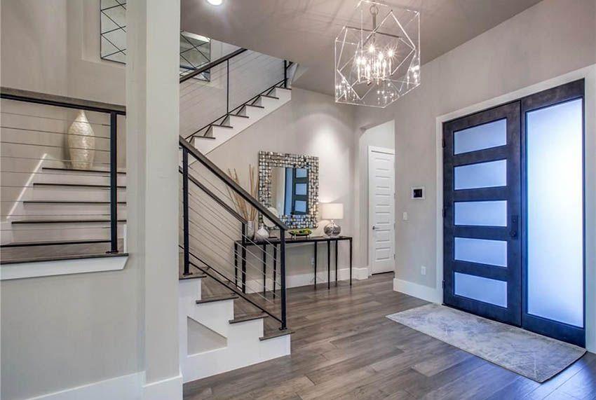 60 Gorgeous Stair Railing Ideas | Stair railing, Stair ...