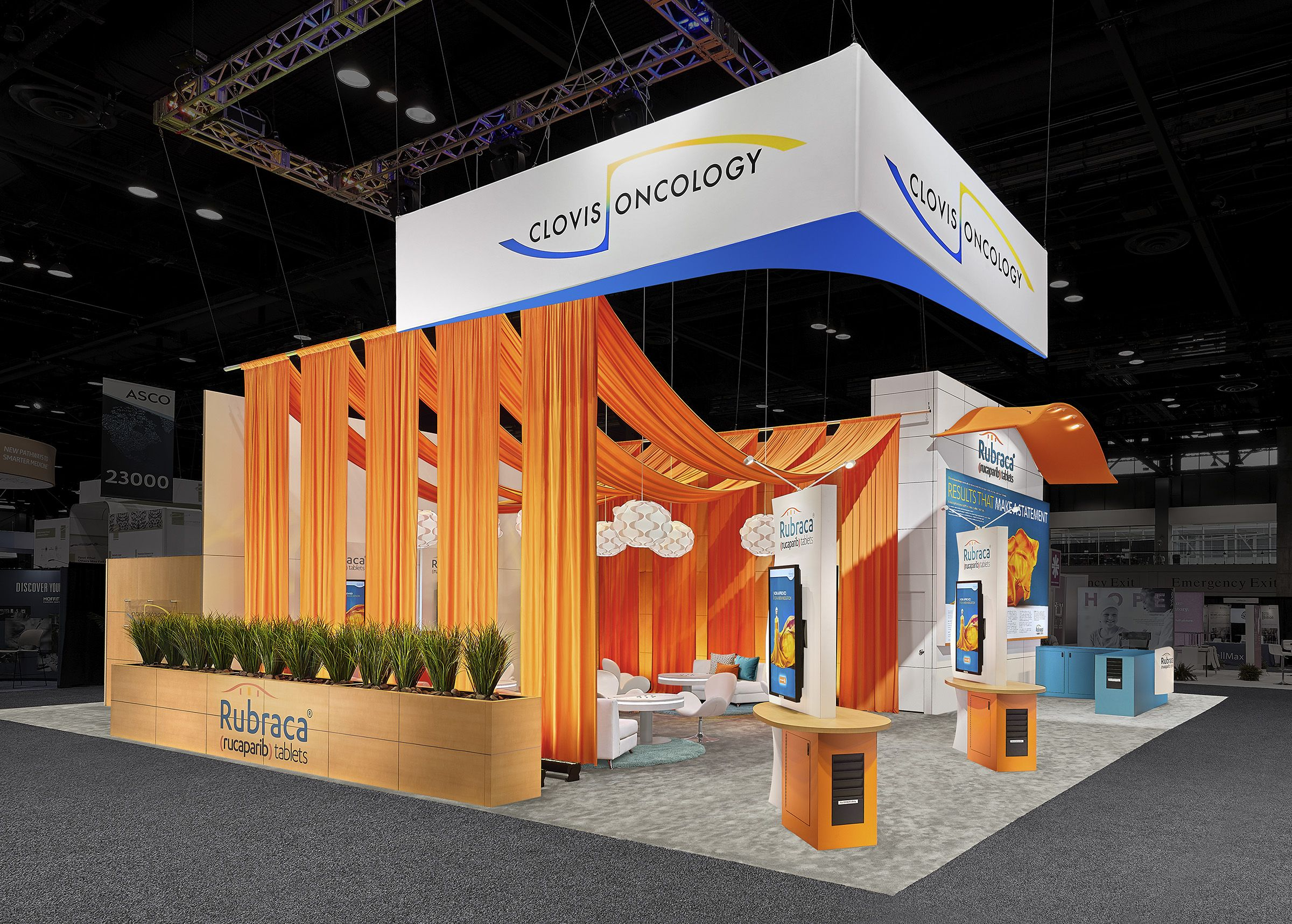 Portfolio Of Custom Trade Show Exhibit And Booths Trade Show Booth Design Pavilion Plans Pavilion Design