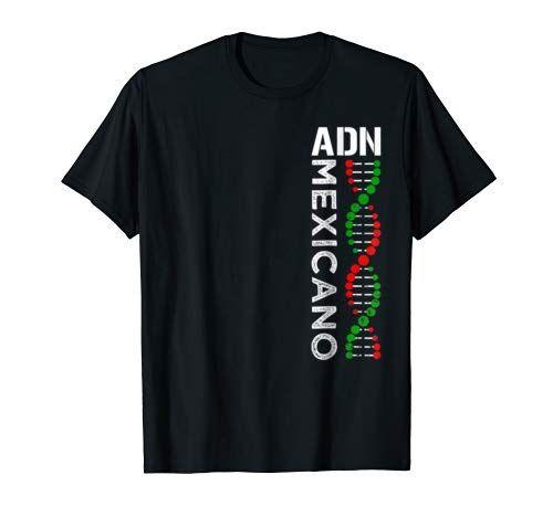 1178c4b5b6e5c ADN Mexicano Shirt Vamos Mexico Playeras Seleccion Mexicana  https   www.amazon.
