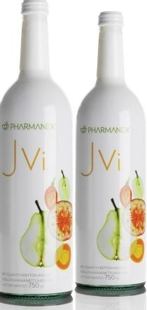 JVi Juice - A beverage that brings you a savoury blend of 12 fruits and vegetables, carefully selected to indulge your taste buds and satisfy your needs. Because when Europe's finest fruits and vegetables unite with the imperial fruits wolfberry, sea buckthorn and acerola. Please Google search about the imperial fruits.