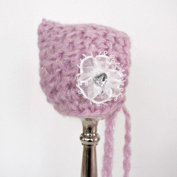 FREE Crochet Pattern – Pixie Bonnet | Tejido bebita | Pinterest | Tejido