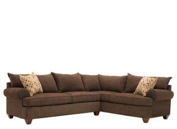 vegas 2 pc sectional sofa w queen sleeper sectional sofas rh pinterest com