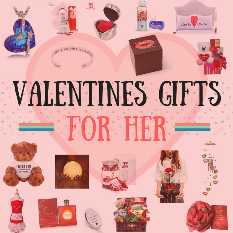 20 Best Valentines Day 2018 Gift Ideas For Her In 2018 Wishes And