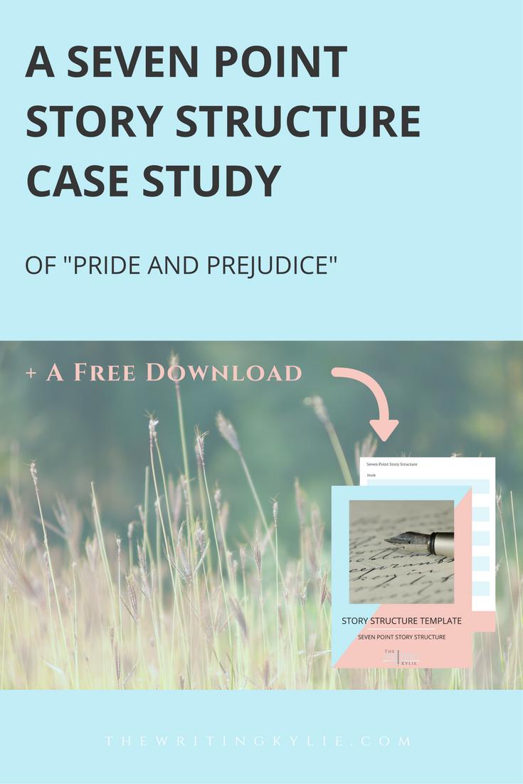 pride and prejudice outline