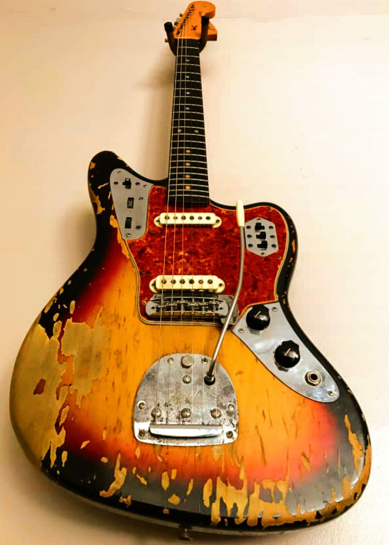 headstock fender custom guitar true matching jaguar color inventory black