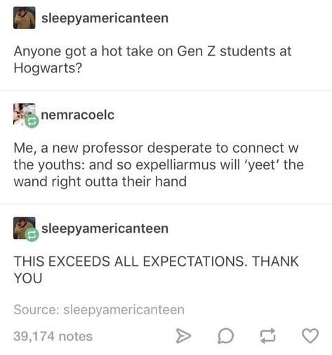 18 Tumblr Posts About Gen Z That Ll Make You Say Big Mood That S What They Say Right Harry Potter Headcannons Harry Potter Universal Harry Potter Funny