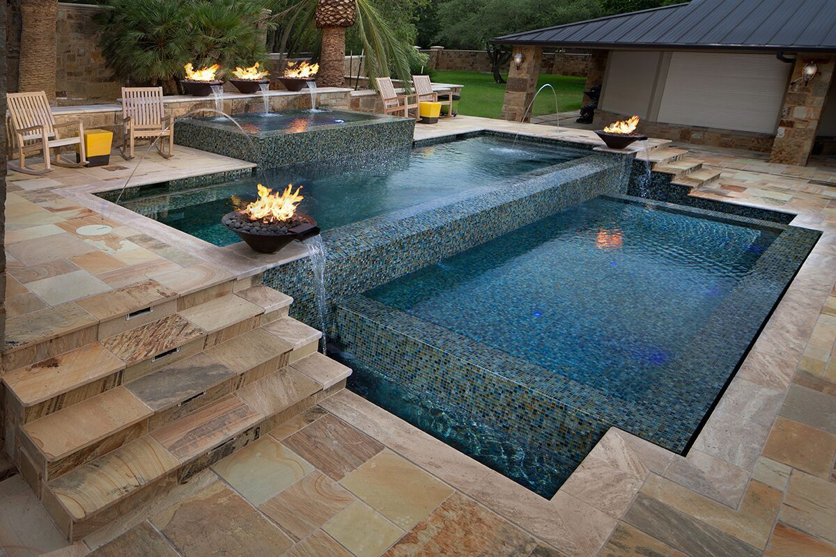 21 Best Swimming Pool Designs Beautiful Cool And Modern Swimming Pools Backyard Luxury Swimming Pools Pool Houses