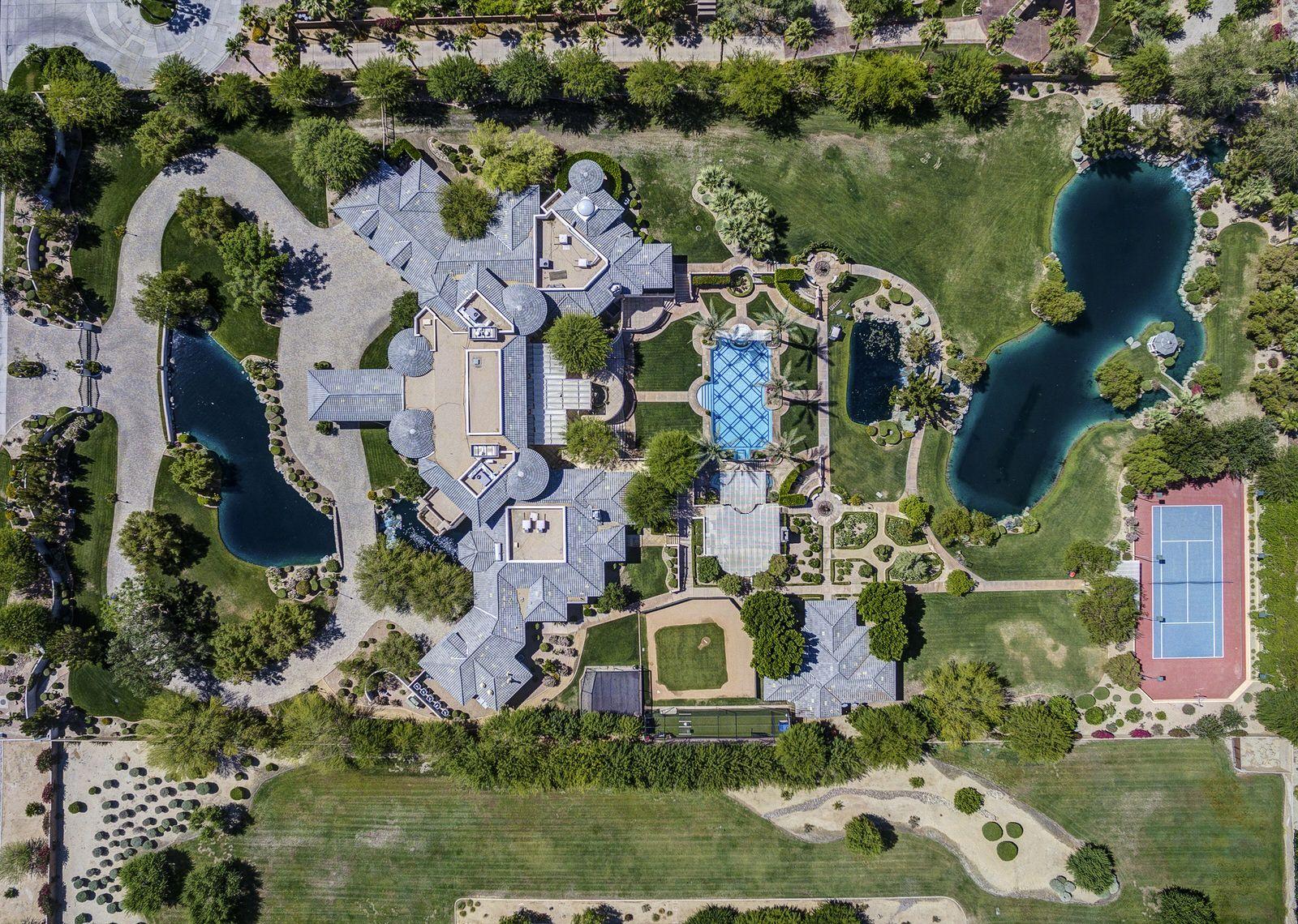 California Map Rancho Mirage%0A   St Petersburg Court  Rancho Mirage  CA