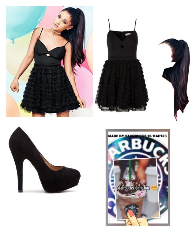 """""""Twins"""" by starbucks-is-bae123 ❤ liked on Polyvore featuring Lipsy"""