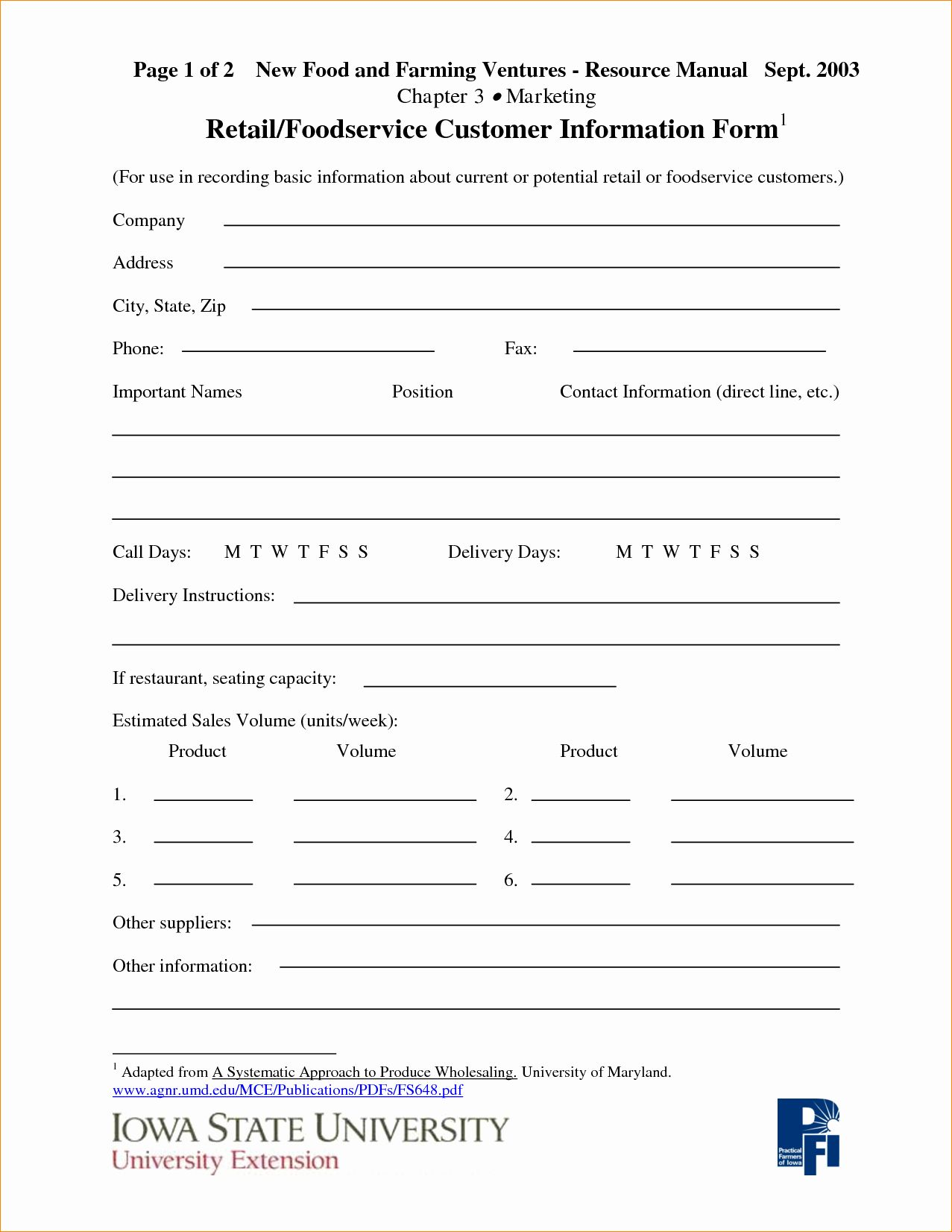 Customer Information Form Template Beautiful Pany Information Template Portablegasgrillweber Excel Templates Templates Downloadable Resume Template