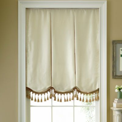 Buy Custom Milan Solid Roman Shade Today At Jcpenney Com