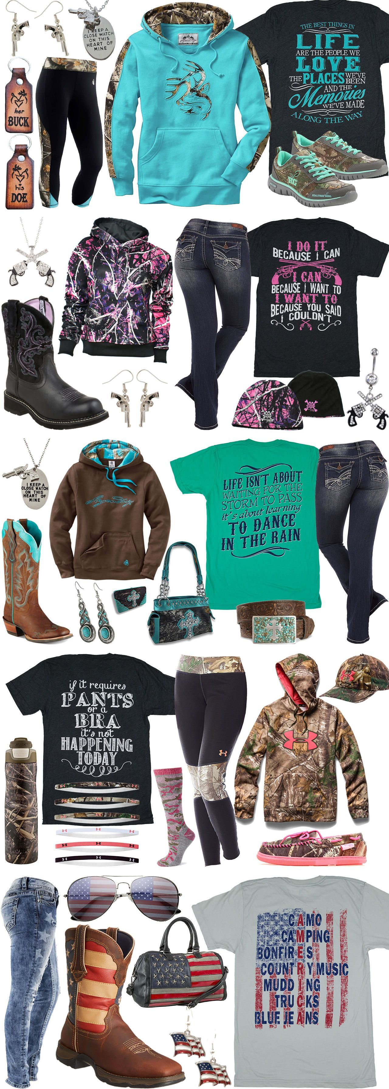 Photo of Our 10 Most Popular Outfits The 10 most popular outfits from Real Country Ladies…