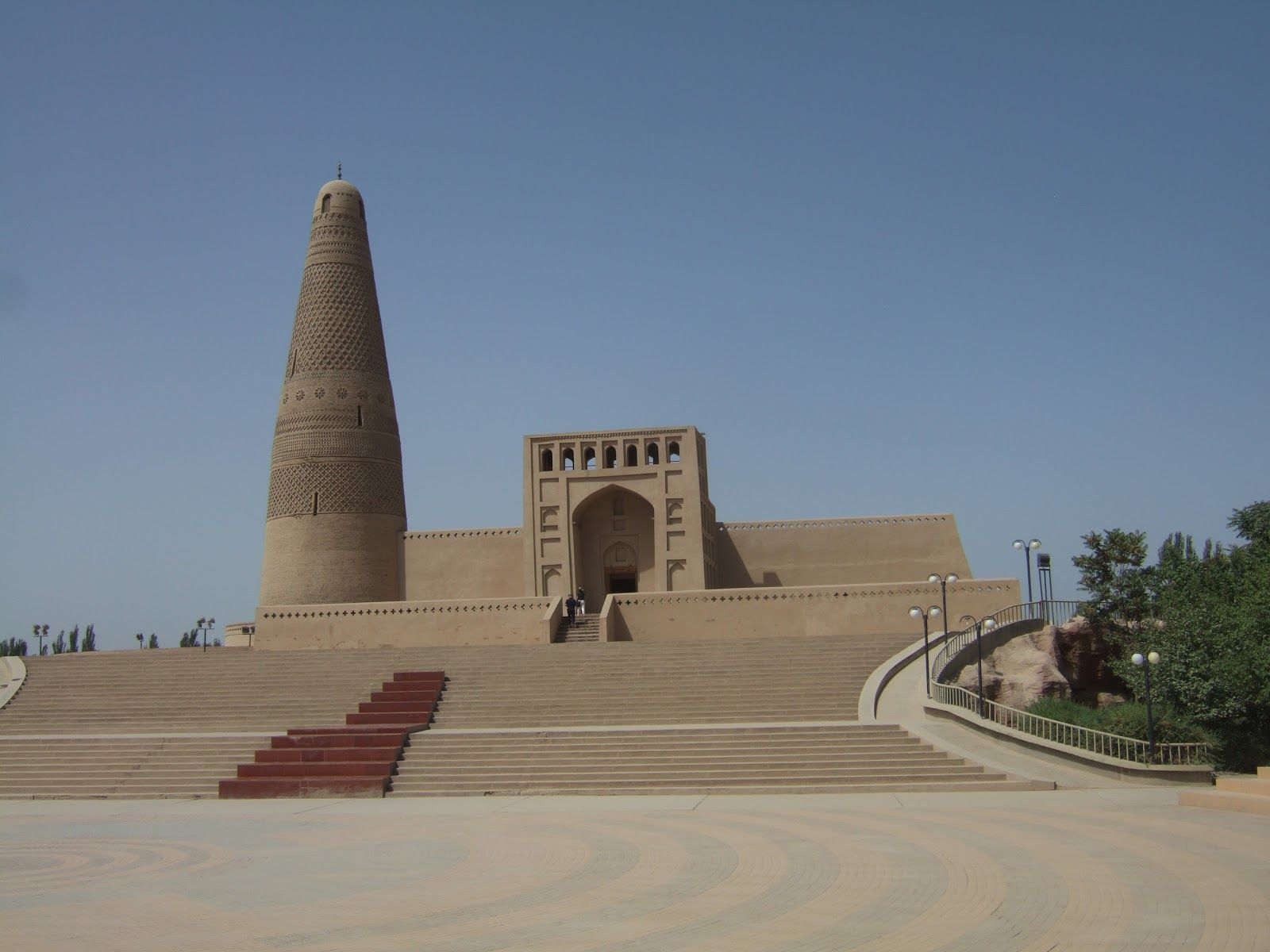 The Emin Mosque, Turpan