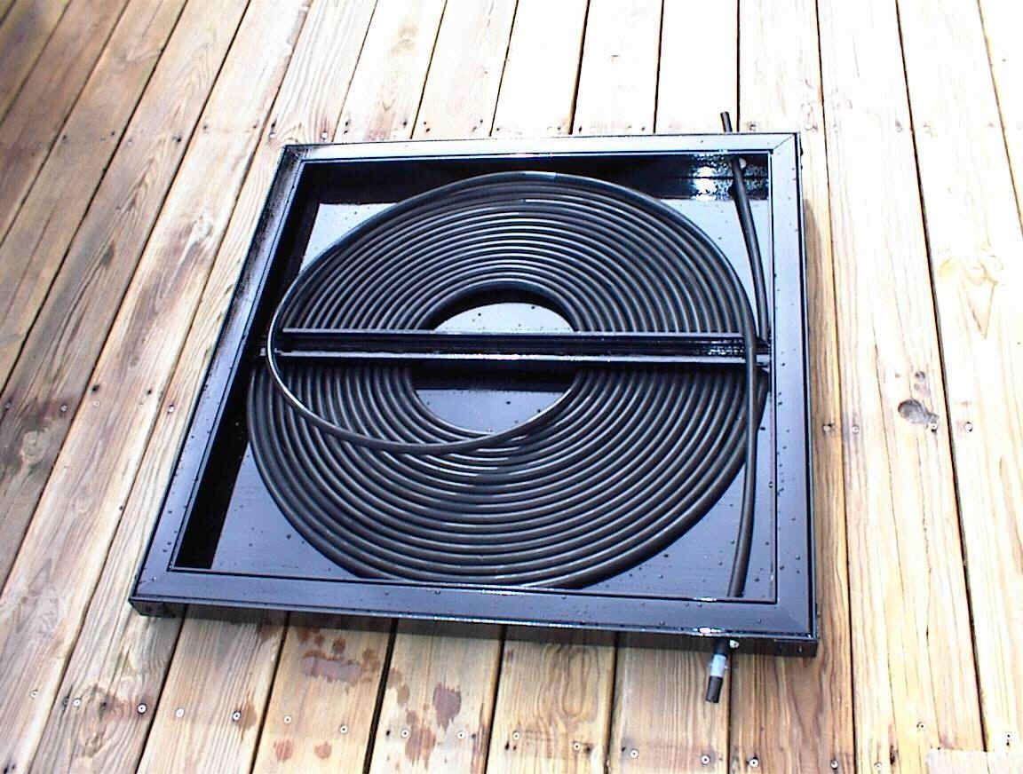 Pin by SaveEnergy &Money on Solar Power Pool heater