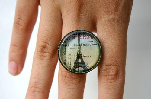 Paris, la ville lumiére @Irene Colzi