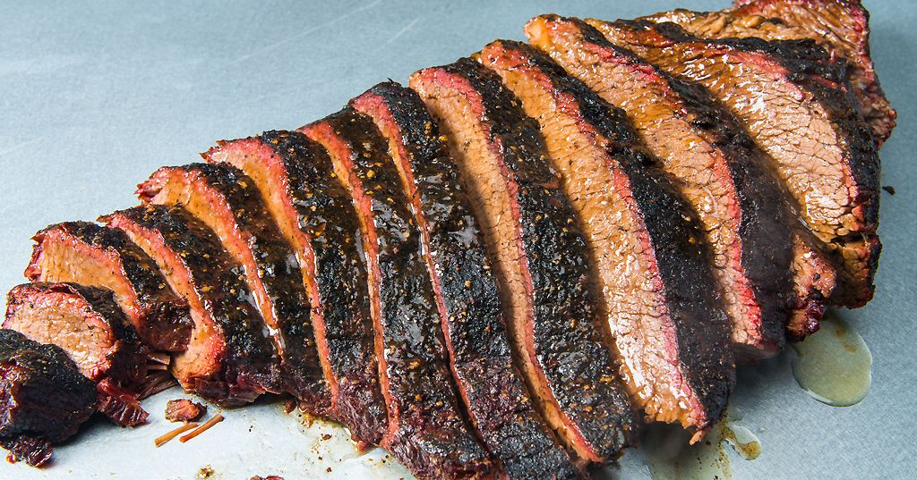 Smoked Longhorn Brisket Recipe (With images) Recipes