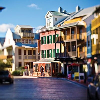 Main Street Rosemary Beach Fl Wedding Destination Gulf Coast Near Destin