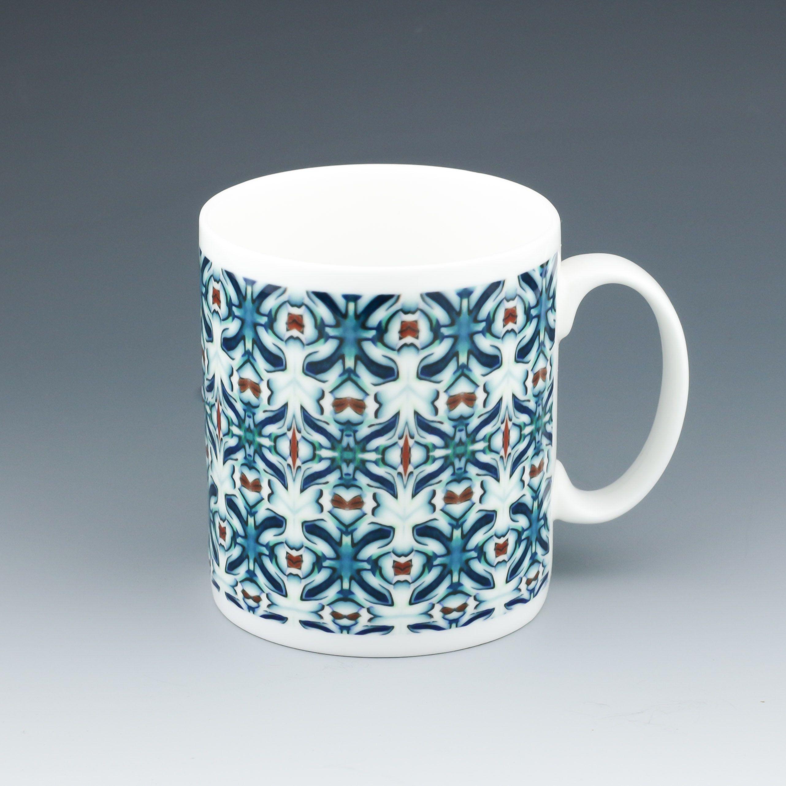 Art Deco Homeware Coffee Mug Retro China Tea Cup