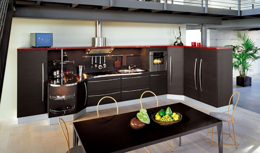 le pi belle cucine ad angolo moderne delle migliori marche mondodesignit
