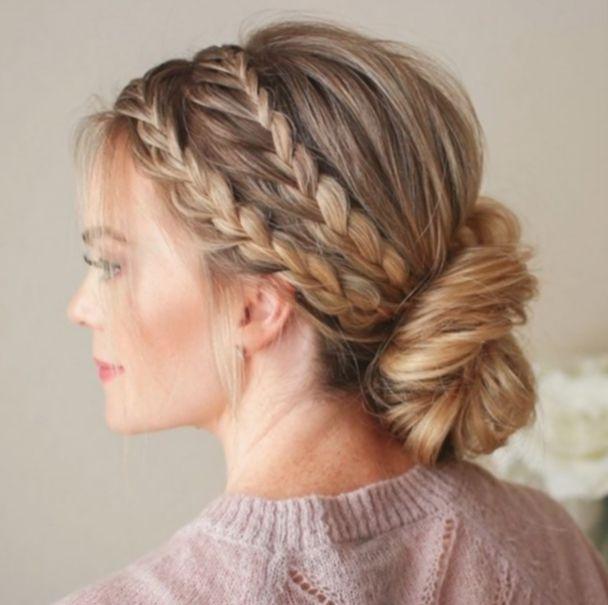 21+ Hairstyles Easy Long Braided - Hair Beauty