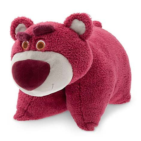 """LOTSO lots-o-huggin/' bear  12/"""" soft plush toy DISNEY TOY STORY New with tags"""