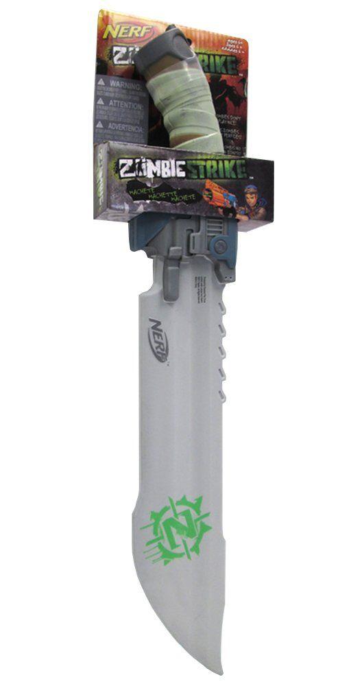 Amazon.com: Nerf Zombie Strike Machete: Toys & Games