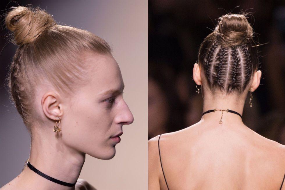 Springsummer 2017 Hair Trends Styling Advanced Pinterest