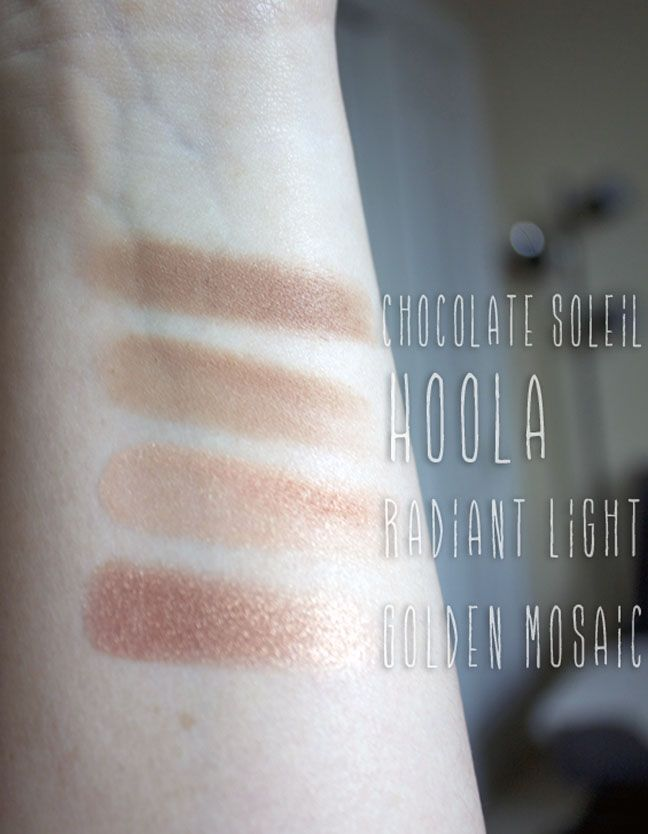 Chocolate Soleil Vs Hoola Beauty Products To Buy 2