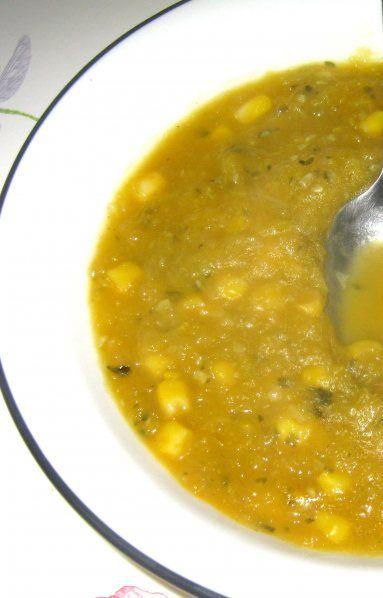 Golden Creamy Soup (no dairy)