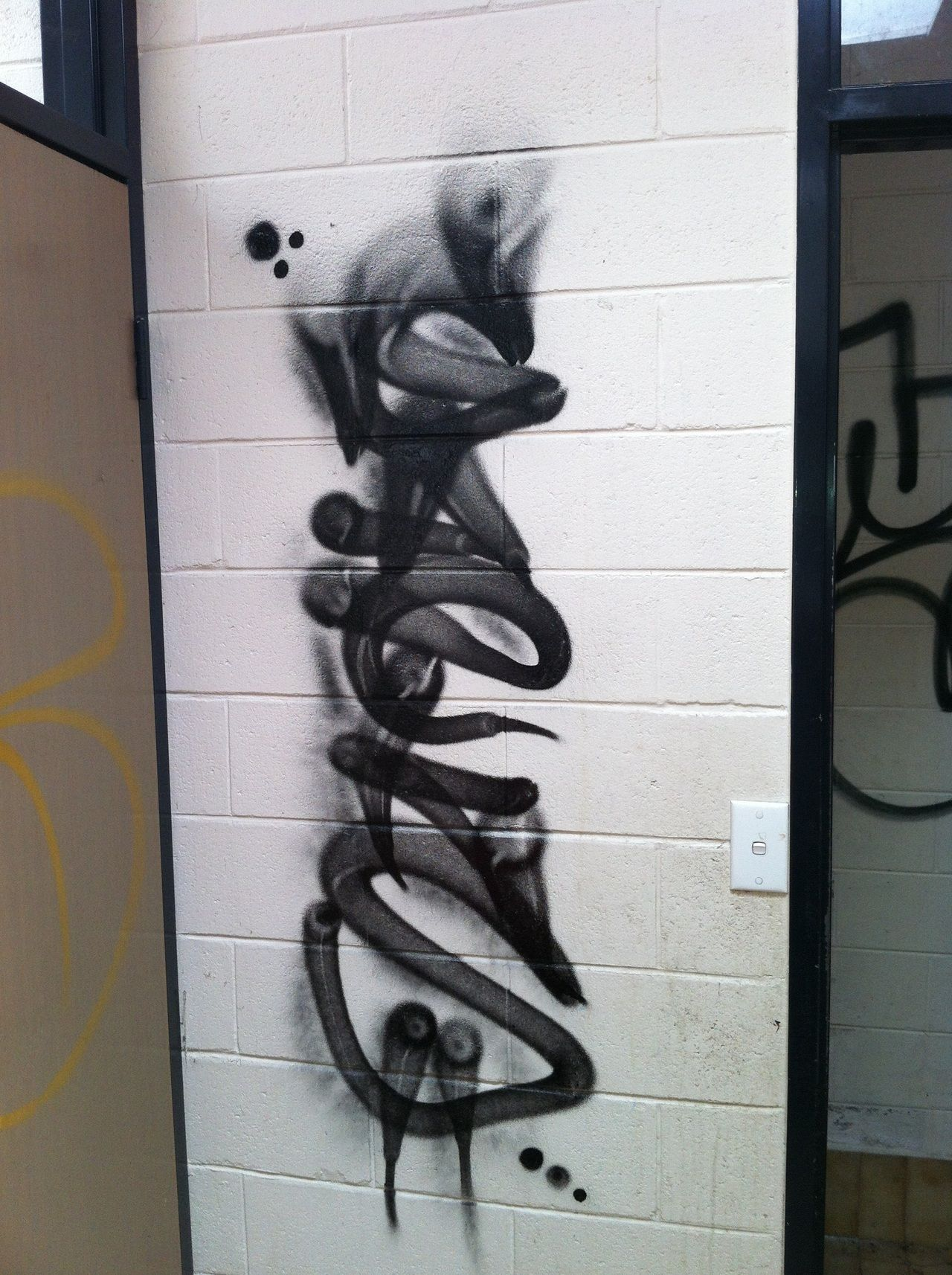 Graffiti Tag Handstyle