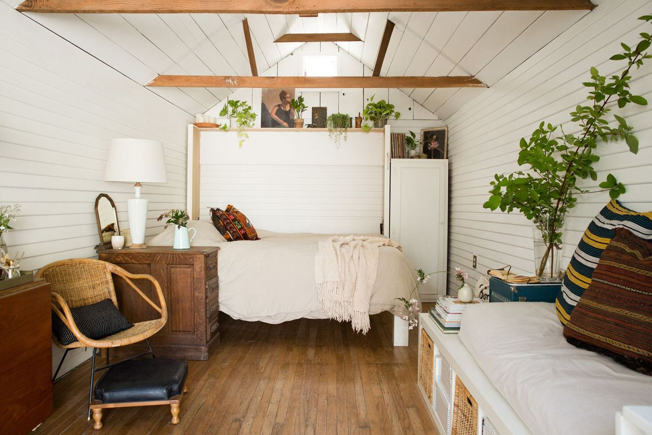 Garage turned into small home via Refinery29 gravityhomeblog.com ...