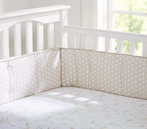 Reagan Crib Sheeting | Pottery Barn Kids