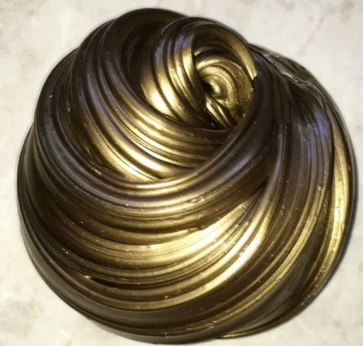 Cool Metallic Slime My Kids Would Love This Crafts