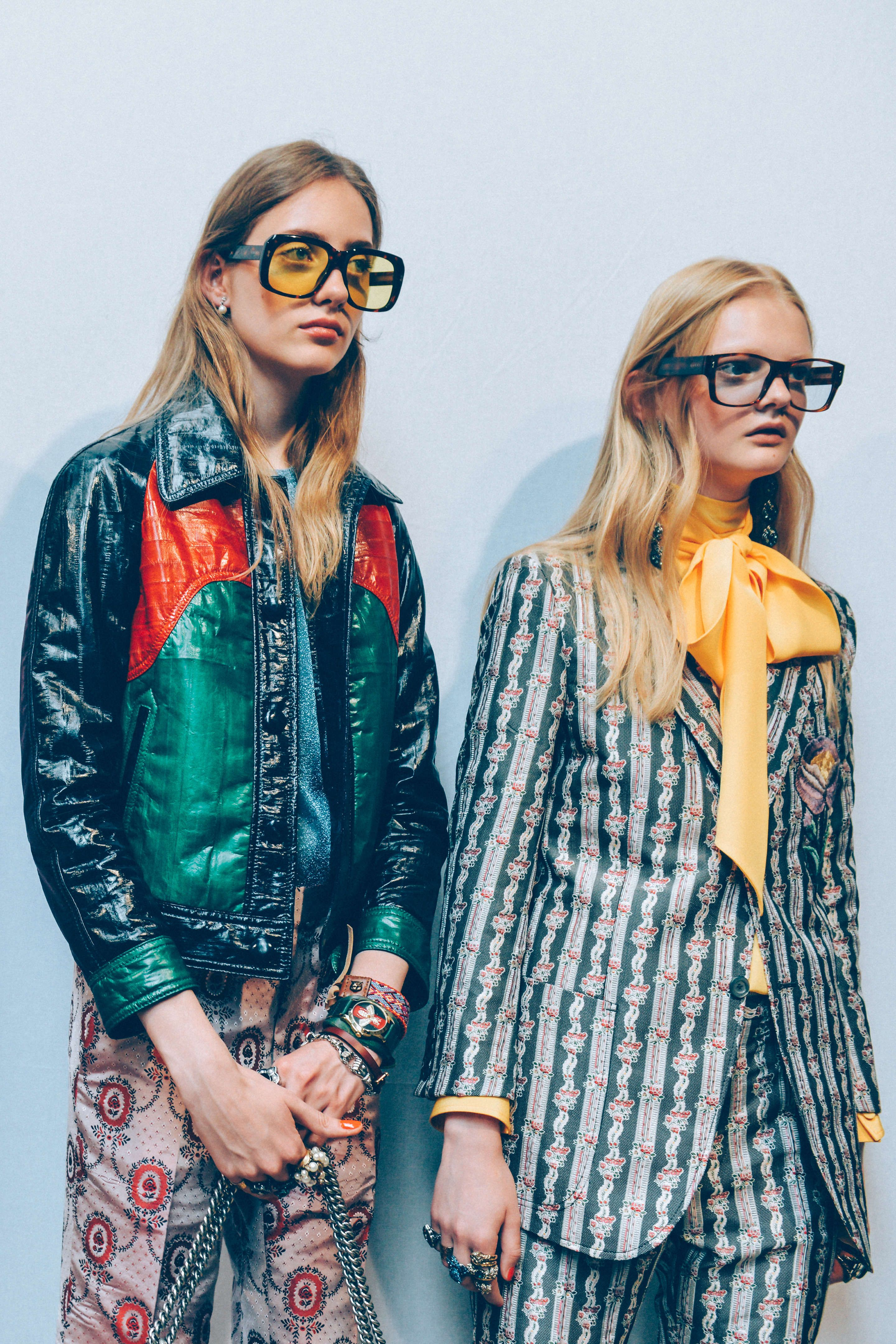 205714ee65be7 Tommy Ton - GUCCI MEN'S SPRING/SUMMER 2016 | fashionista | Fashion ...