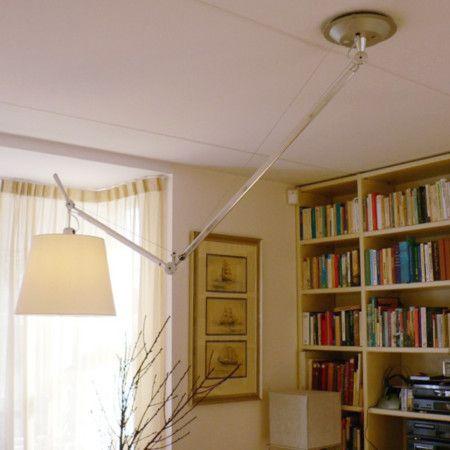 Artemide Tolomeo Sospensione Decentrata Beleuchtung Fur Zuhause Lampen Und Leuchten Haus