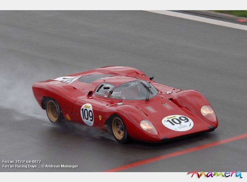 Pin di Sandro Campagna su FERRARI 312P (1969) | Ferrari ...