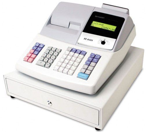 sharp xe a404 cash register shop by brands sharp pinterest rh pinterest com sharp electronic cash register xe-a202 manual sharp electronic cash register xe-a202 manual