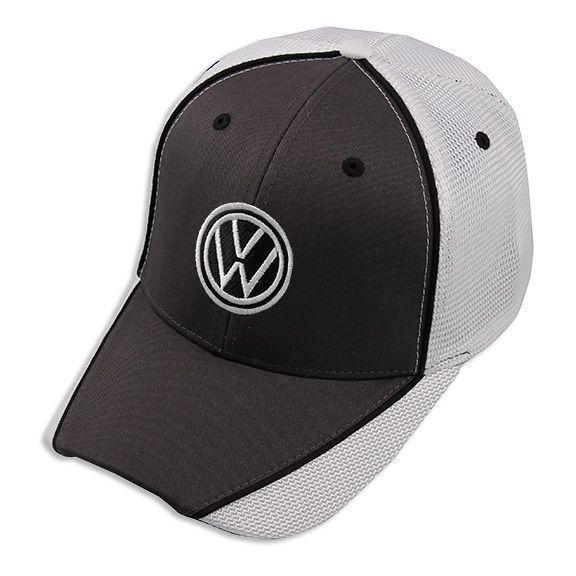 Genuine VW Volkswagen Accessories MESH BACK HAT GENUINE BRAND NEW Golf CC  Jetta  Volkswagen  Hat 7f9a6ce446b1