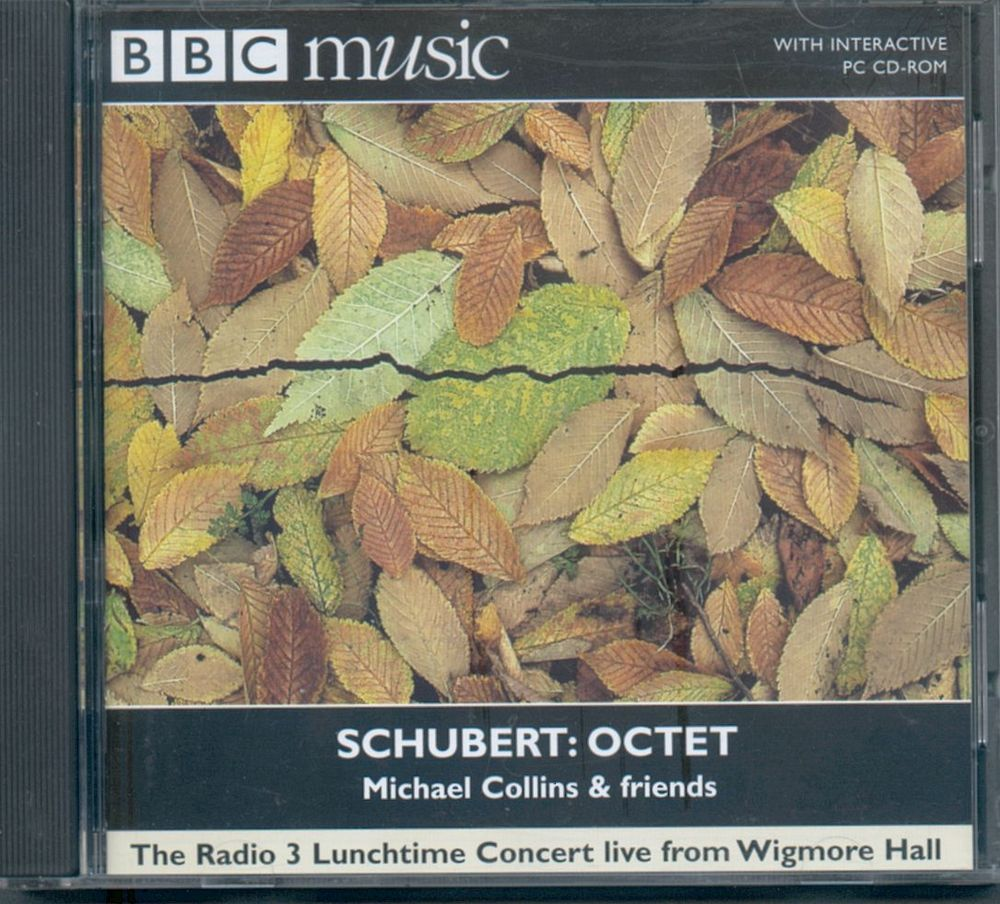 SCHUBERT: OCTET / MICHAEL COLLINS & FRIENDS: RICHARD WATKINS ETC