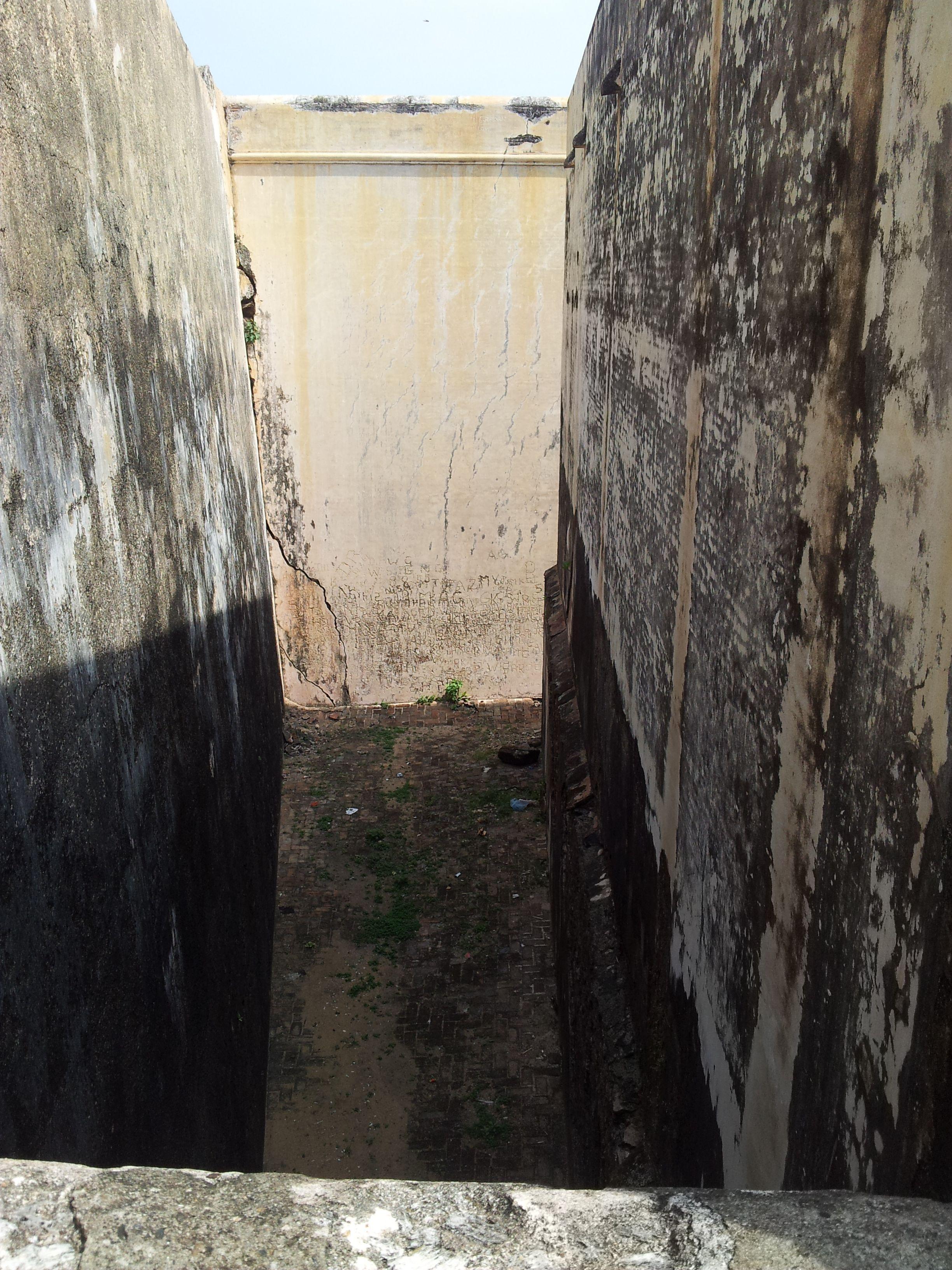 Sri Lanka Galle The Jail Sri Lanka Galle West Coast