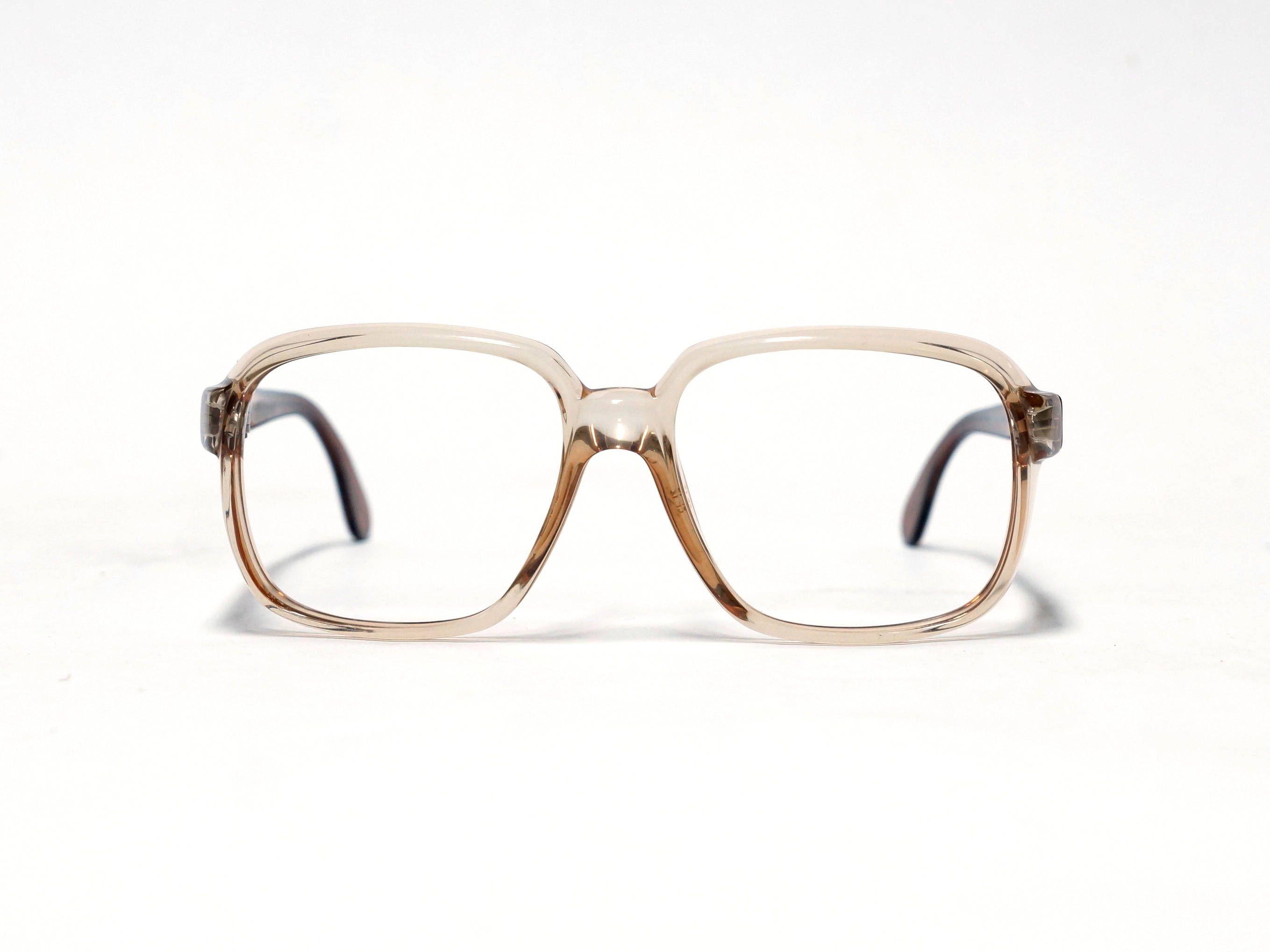 RODENSTOCK vintage eyeglass frame, mens eyeglasses, 80s eyewear ...