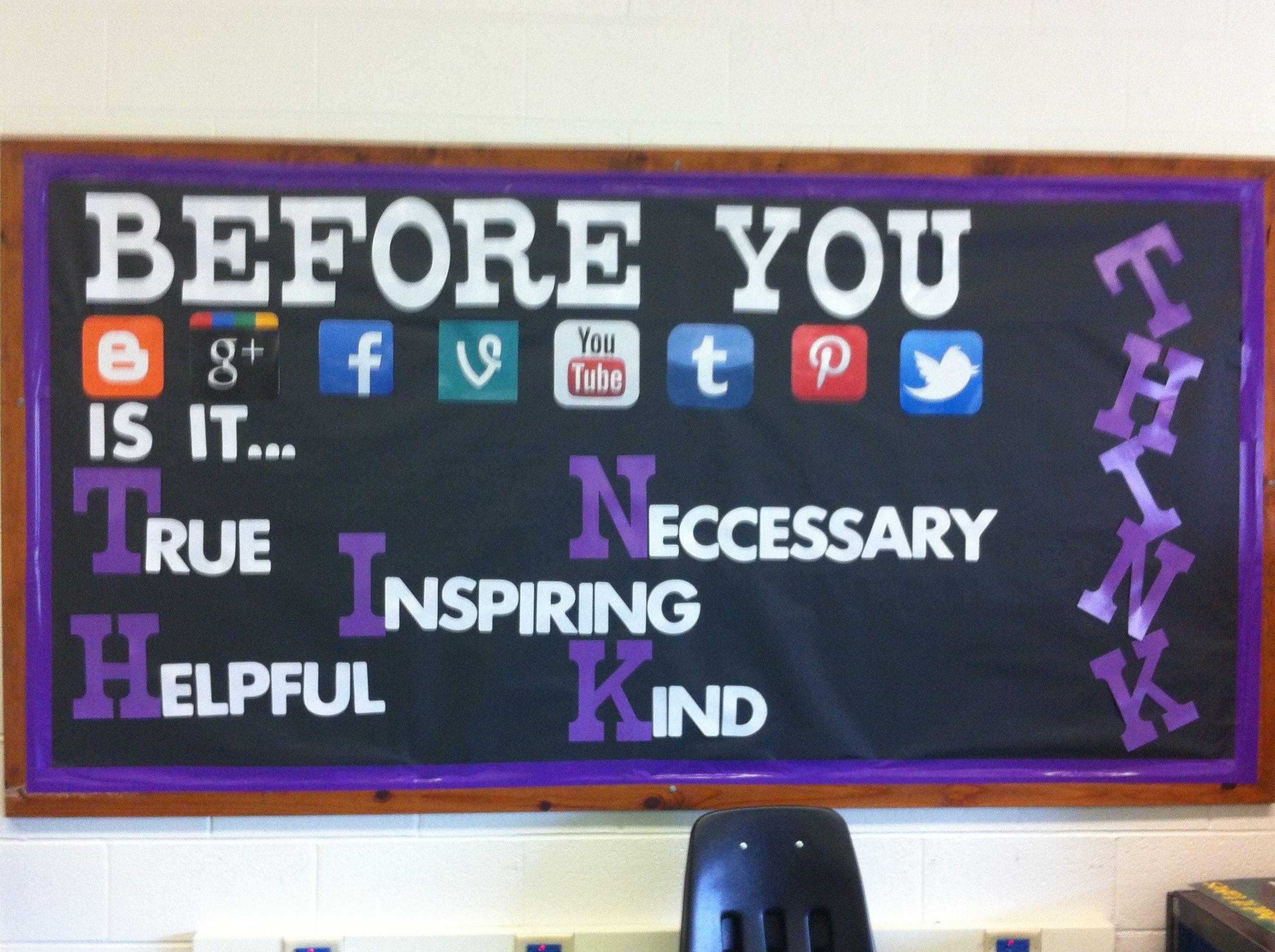 Social Media Bulletin Board