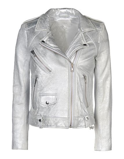 Leather outerwear Women's - IRO