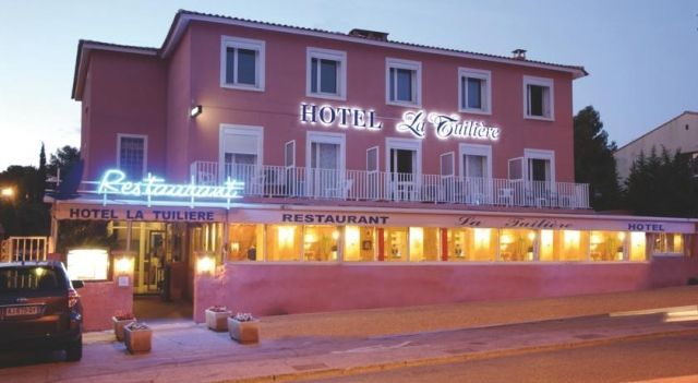 Hotel Restaurant La Tuiliere 3 Star 94 Hotels France