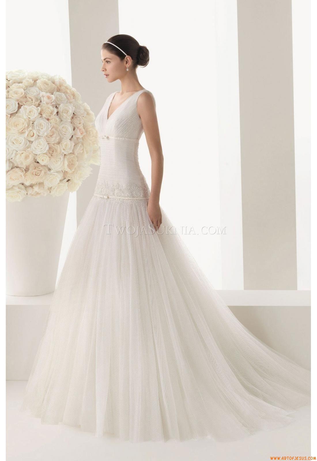 Wedding dress rosa clara magali two wedding dresses rosa